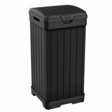 Контейнер для мусора уличный BALTIMORE BIN 125L черный