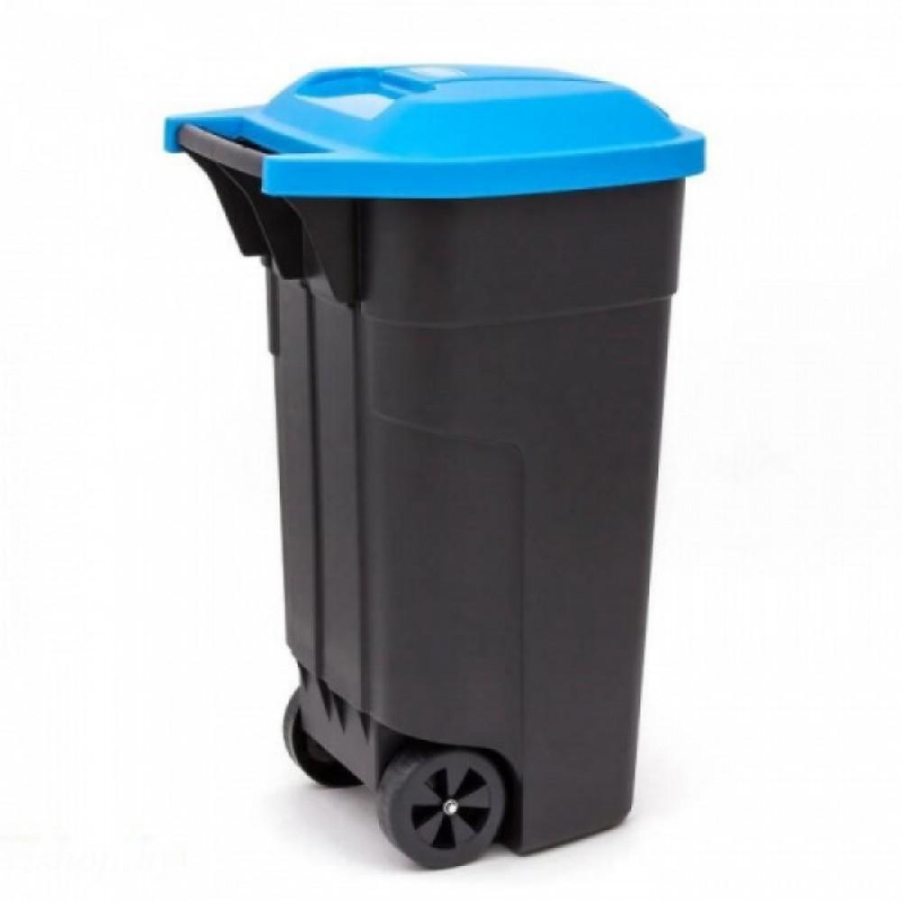 Контейнер для мусора на колёсах 110 л REFUSE BIN O/W 110L BLUE