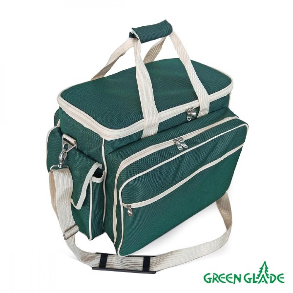 Набор для пикника Green Glade Т3134 24л/35 предметов