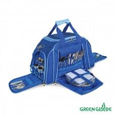 Набор для пикника Green Glade Т3655 25л/46 предметов
