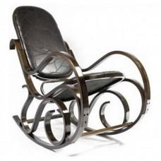 Кресло-качалка Calviano Relax М198 (эко-кожа)