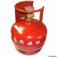 Газовый баллон Пропан 5 литров с вентилем