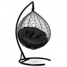 Подвесное кресло-кокон Sevilla Verde черный/черный