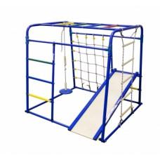 Спортивно-игровой комплекс Формула здоровья Start baby 1 Плюс синий/радуга