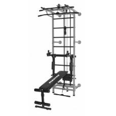 Спортивный комплекс Формула здоровья Flexter Крафт SystemLight 3 в 1 серебристый/чёрный