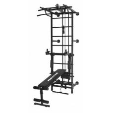 Спортивный комплекс Формула здоровья Flexter Крафт SystemLight 3 в 1 чёрный