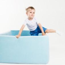 Сухой бассейн Romana Airpool Box ДМФ-МК-02.55.01 голубой