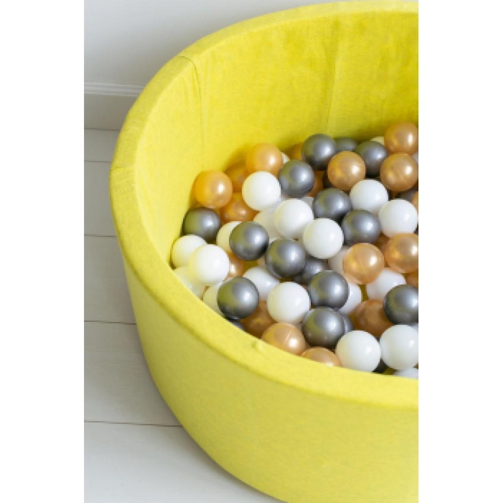 Комплект шариков 7 см/100 шт PS-532