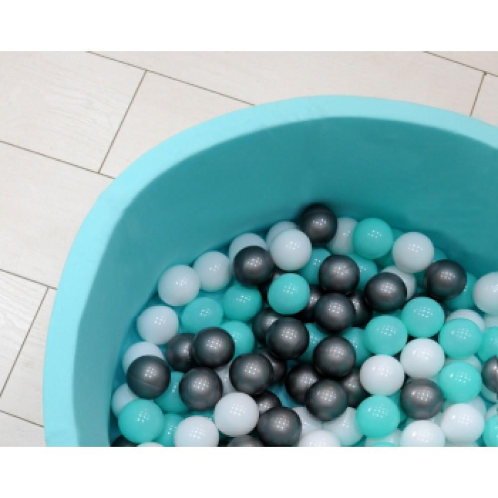 Комплект шариков 7 см/100 шт PS-531