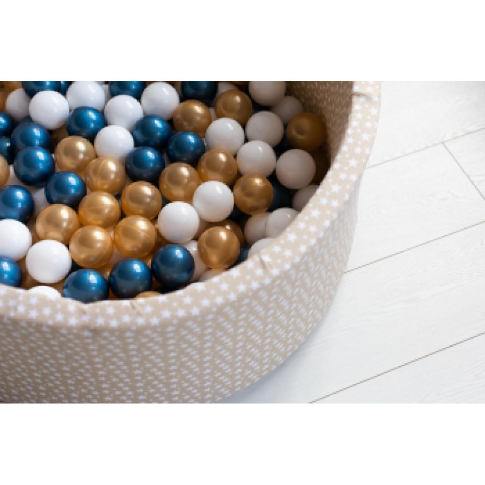 Комплект шариков 7 см/100 шт PS-530