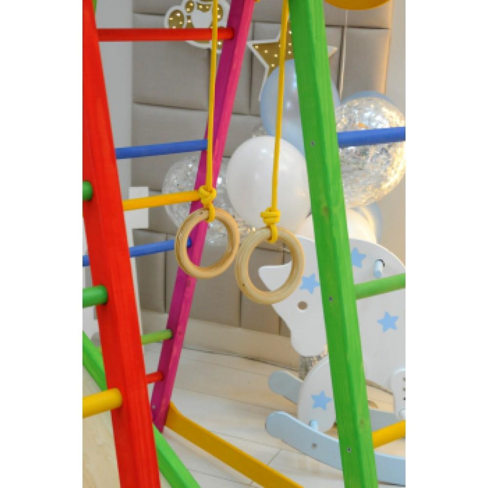 Спортивно-игровой комплекс Perfetto Kids Pappagallo цвет Allegrо PS231