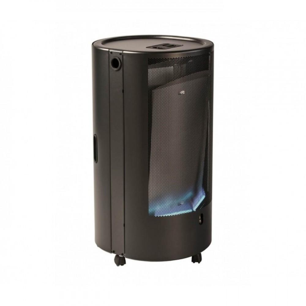 Газовый обогреватель TMC Blue Belle Chic ТО 4,2 кВт (черный)