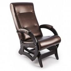 Кресло-гляйдер Бастион 6 Dark Brown