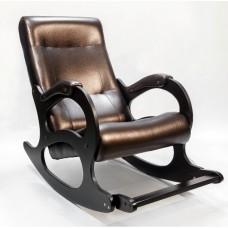 Кресло-качалка Бастион 2 Dark Brown