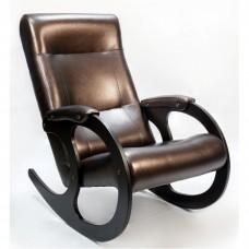Кресло-качалка Бастион 3 Dark Brown