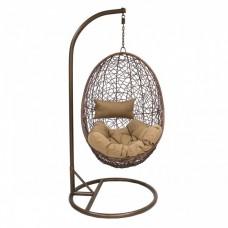 Подвесное кресло LESET SAILS коричневое