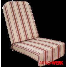 Подушка-кресло для 4-х местных качелей Эдем Премиум 76 ШОКОЛАД