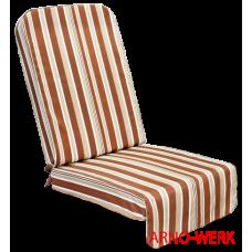 Подушка-кресло для 4-х местных качелей Элит Люкс Плюс ШОКОЛАД