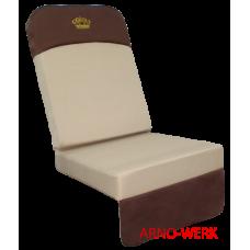 Комплект чехлов-сидений для 4-х местных качелей Золотая Корона