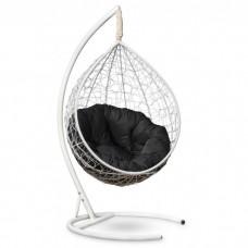 Подвесное кресло-кокон Sevilla Verde белый/черный