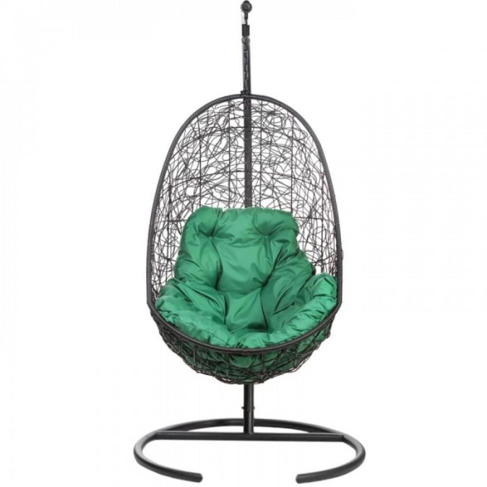 Подвесное кресло BiGarden Easy (зеленая подушка)