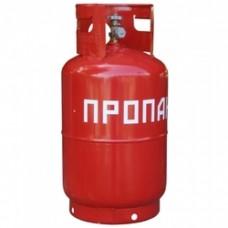 Газовый баллон Пропан 27 л с клапаном
