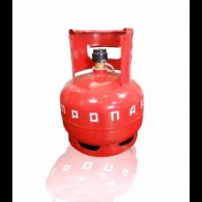 Газовый баллон Пропан 5 л с клапаном