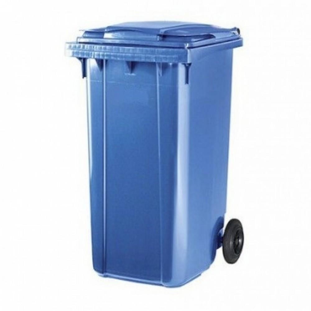 Мусорный контейнер ESE 240 л синий