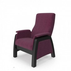 Кресло-глайдер BALANCE 1 венге/ Falcone purple