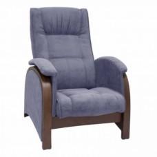Кресло-глайдер BALANCE 2 орех/ Verona Denim Blue