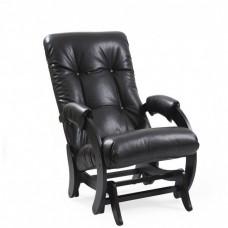Кресло глайдер Комфорт Модель 68 венге/ Oregon 120