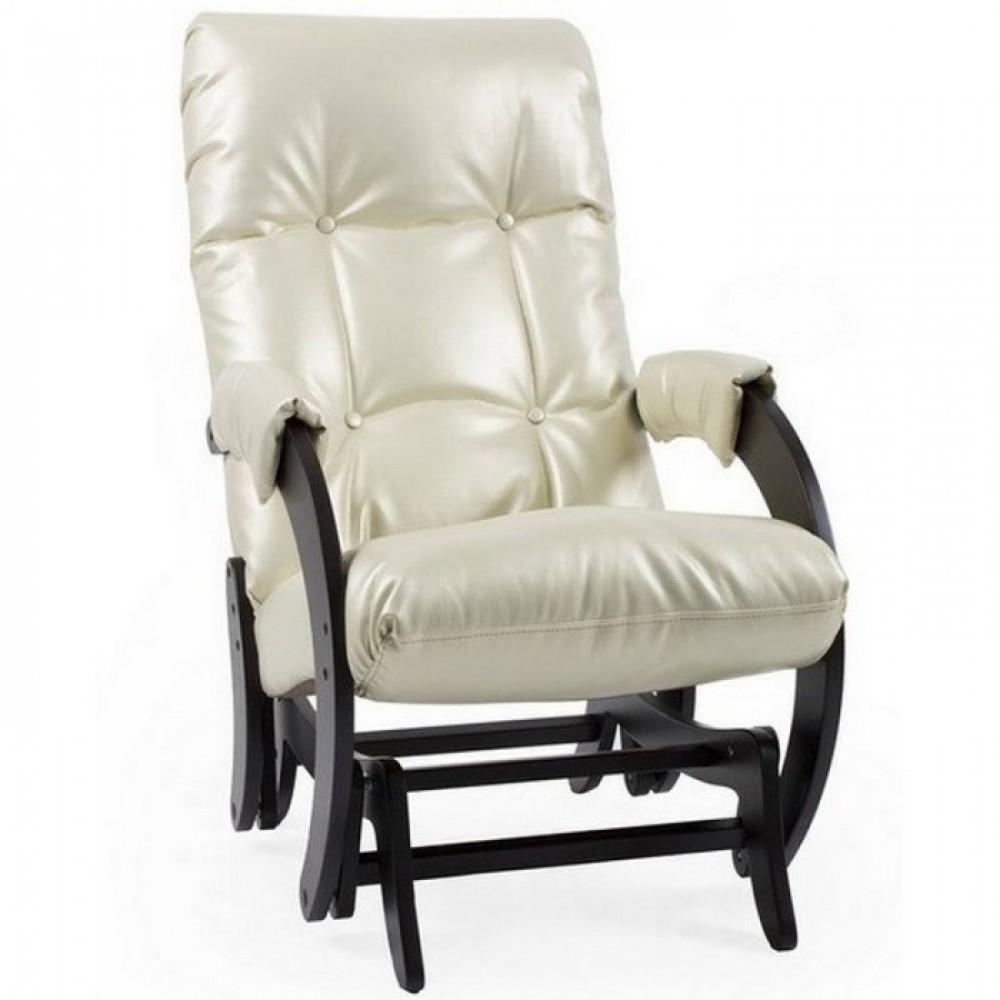 Кресло глайдер Комфорт Модель 68 венге/ Oregon perlamutr 106