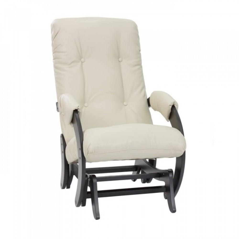 Кресло глайдер Комфорт Модель 68 венге/ Verona Vanilla