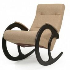 Кресло-качалка Комфорт Модель 3 венге/ Malta 03 А