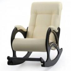 Кресло-качалка Комфорт Модель 44 венге/ Dundi 112
