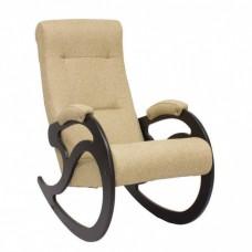 Кресло-качалка Комфорт Модель 5 венге/ Malta 03 A