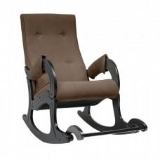 Кресло-качалка Комфорт Модель 707 венге/ Verona Brown