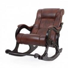 Кресло-качалка Комфорт Модель 77 венге/ Antik crocodile