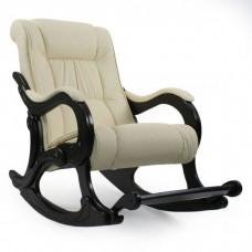 Кресло-качалка Комфорт Модель 77 венге/ Dundi 112