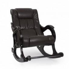 Кресло-качалка Комфорт Модель 77 венге/ Oregon 120