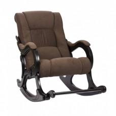 Кресло-качалка Комфорт Модель 77 венге/ Verona Brown