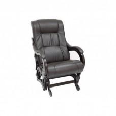Кресло-качалка Комфорт Модель 78 венге/ Dundi 108