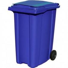 Мусорный контейнер ESE 360 л синий