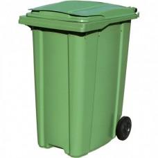 Мусорный контейнер ESE 360 л зеленый (Германия)