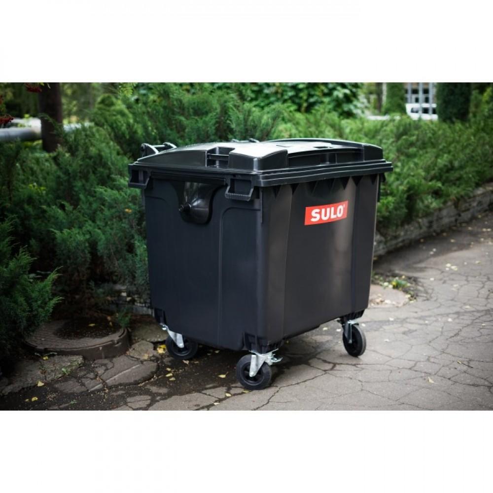 Мусорный (передвижной) контейнер SULO (Германия) 1100 литров