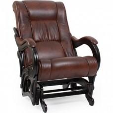 Кресло-качалка Импэкс Модель 78 люкс венге/ antik crocodile