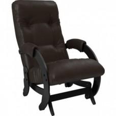 Кресло-качалка Мебель Импэкс Модель 68 венге/ Dundi 108