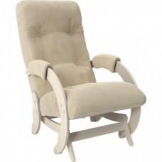 Кресло-качалка Мебель Импэкс Модель 68 дуб шампань/ Verona vanilla