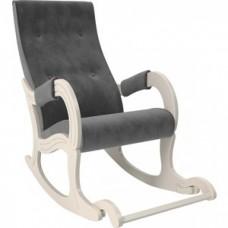 Кресло-качалка Мебель Импэкс Модель 707 дуб шампань/ Verona antrazite grey