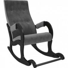 Кресло-качалка Мебель Импэкс Модель 707 венге/ Verona antrazite grey